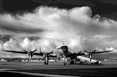 CivAir Lockheed Super Constellation, arguably the best looking airliner in history_by_squaresailor