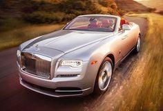 Rolls-Royce Convertible, Rolls Royce Dawn, Bentley Rolls Royce, Rolls Royce Motor Cars, Custom Car Interior, Rolls Royce Wraith, Motor Works, Sexy Cars, My Ride