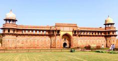 India: Forte Vermelho de Agra