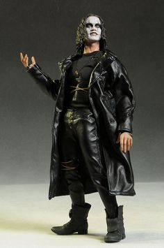 The Crow sixth scale action figure from Hot Toys