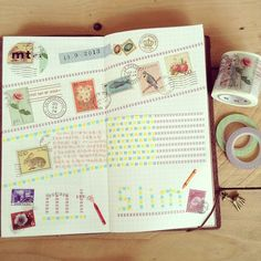 Instagram media by iverylovebeibei - mt 好好玩! Traveler's notebook