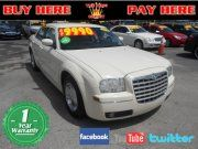 2006 Chrysler 300 Touring Sedan Miami Used Cars for Sale $9990. Buy Here Pay Here.