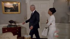 Victoria Beckham Short-Sleeve Shift Dress as seen on Olivia Pope in Get Out of Jail, Free | TheTake