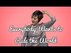 Heather Rankin - Everybody Wants to Rule the World, ft. Quake (Tears For...