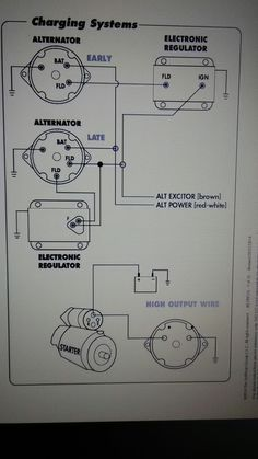 Alternator wiring from scratch rx7club elecyrical wires law electronics wire facts engine consumer electronics cord truths fandeluxe Image collections