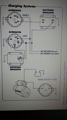 8c4314afe380fd4914665079264bd0ef--auto-menu  Ford F Wiring Diagram For Starter Solenoid on