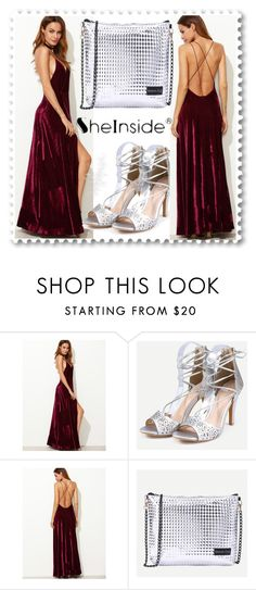 """SheIn VI/10"" by soofficial87 ❤ liked on Polyvore"