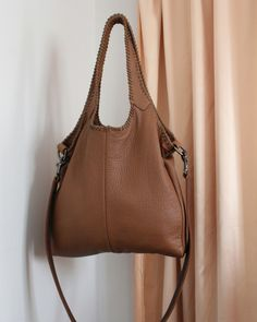 Deerskin shopping tote Deerskin, Rebecca Minkoff, Moon, Bags, Shopping, Fashion, The Moon, Handbags, Moda