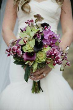 Beautiful wedding bouquet! #cdfinspiration #naturesbeauty