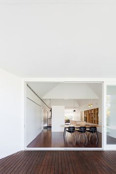 House Chapple by Tribe Studio Architects
