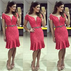 Blog Trend Alert @arianecanovas ✨✨ Lady in Red ✨✨...Instagram photo | Websta (Webstagram)
