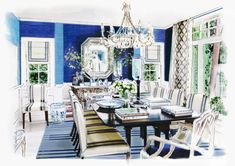 MDS AND SCHUMACHER - Mark D. Sikes: Chic People, Glamorous Places, Stylish Things