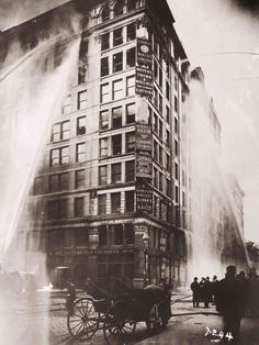 The Triangle Shirtwaist Factory fire NYC on March 25, 1911, was one of the deadliest industrial disasters in the history of the city of New York and resulted in the fourth highest loss of life from an industrial accident in U.S. history. 146 people died as a result of the fire: 129 women and 17 men.