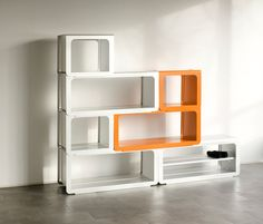 Stack Shelvesystem by Lehni | Office shelving systems