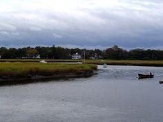 Duxbury, MA : Marshland along the Fish River photo, picture, image ...