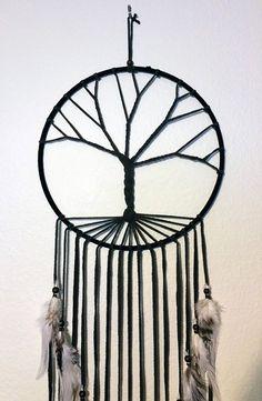 Baum des Lebens-Traumfänger von Aurvgon auf Etsy