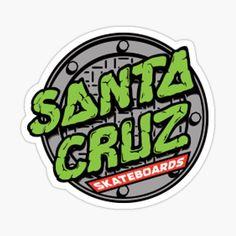 Surfboard Stickers, Surf Stickers, Santa Cruz Stickers, Santa Cruz Hightower, Vision Skateboards, Santa Cruz Logo, Santa Cruz Bicycles, Santa Cruz California, Santa Cruz Mountains