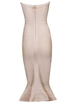 60edb02158cb 23 Best Herve Leger Strapless Dresses images | Strapless Dress ...