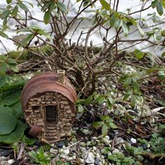 faerie cottage | Barrel Cottage' A fine faerie cottage/ fairy home/ house/ dwelling ...