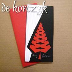Anna Mrok - Ręcznie robiona kartka na Boże Narodzenie - porównaj ...