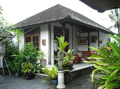 Nirwa Homestay in Ubud. The homestays are looking to be more affordable than the villas. Not quite as posh, but certainly acceptable.