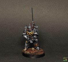 Serpentarium: More legionaries from XCV grand batallion of IV legion