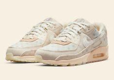 Nike Air Max, Air Max 90, New Nike Air, Air Max Sneakers, Sneakers Nike, Polka Dot Print, Polka Dots, Sneaker Release, Nike Shoes Cheap