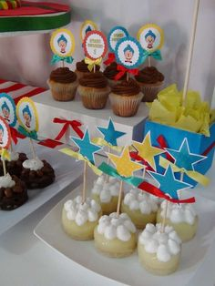 Baby Boy 1st Birthday, Boy Birthday Parties, Ideas Para Fiestas, Circus Party, Birthday Decorations, Party Themes, Party Ideas, Carnival, David