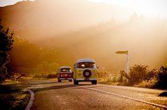 VW Bulli-Campingwagen