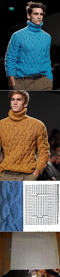 ¡El jersey de ostentación! Hermes Fall-Winter 2011-12.