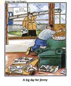 The Far Side comics by Gary Larson Cartoon Jokes, Funny Cartoons, Funny Comics, Cartoon Art, The Far Side Gallery, Far Side Cartoons, Far Side Comics, Gary Larson Far Side, Gary Larson Cartoons