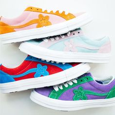 f80a7b973a1 Tyler The Creator And Converse Have Two-Toned Golf Le Fleur One Stars Coming