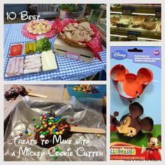 10 Best Treats You Can Make with a Mickey Cookie Cutter | Home is Where the Mouse is