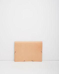 Isaac Reina | A4 Elastic Folder | La Garçonne