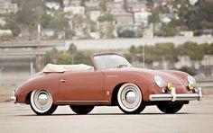 1955 Porsche 356 1500 Continental Cabriolet  COACHWORK BY REUTTER  CHASSIS NO. 60873  ENGINE NO. 35295