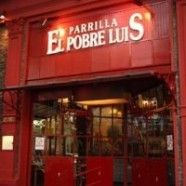 El Pobre Luis is parilla in Belgrano.  Arribenos 2393.