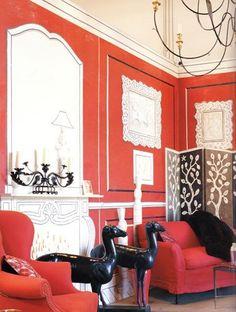 Influential Interior: Christian Bérard's Decor for Guerlain — Retrospect | Apartment Therapy