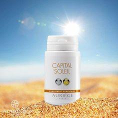 En préparant vos vacances, n'oubliez pas de préparer votre bronzage, avec Capital Soleil !