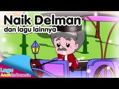 NAIK DELMAN dan lagu lainnya | Lagu Anak Indonesia - YouTube Family Guy, Cookies, Guys, Logos, Fictional Characters, Musik, Crack Crackers, Biscuits, Logo