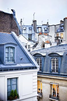 Paris, France. Paris, France It's hard not to fall in love with a city like Paris. Every arrondissement is full of postcard-worthy architecture, idyllic city parks seem to outnumber the people...and the food! Even that's beautiful—macarons, anyon