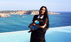 Ciara Shares Photos of Baby Future in Ibiza Spain  http://www.newbornarrival.net/2014/08/ciara-shares-photos-of-baby-future-in.html