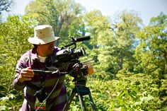 Filmando en #Chiapas con la Sony F700. #producción #documental #locación #méxico