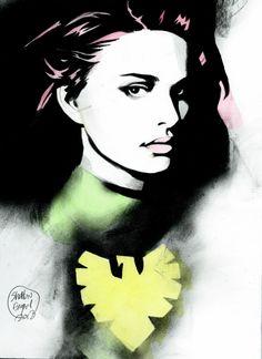 Phoenix/Jean Grey by Shelton Bryant