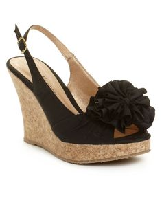 CL by Laundry Shoes, Ilena2 Slingback Wedges - All Women's Shoes - Shoes - Macy's
