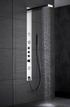 Shower column by Wallpaper IB Robinetterie _