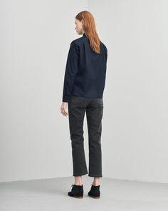 Short Cotton Shirt - Filippa K