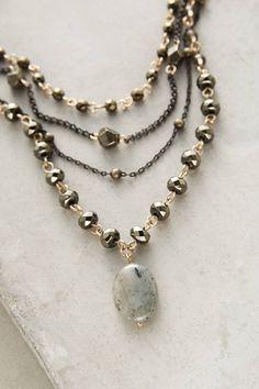 Freyja Layer Necklace