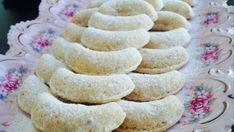 Vanilkové rohlíčky, které chutnají skvostně a hotové jsou za pouhých 15 minut - Sweet Recipes, Cookie Recipes, Food And Drink, Favorite Recipes, Housewife, Cakes, Coffee, Christmas, Basket