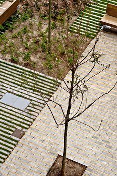 Galería de Paisaje y Arquitectura: Remodelación del Paseo de St Joan, un nuevo…
