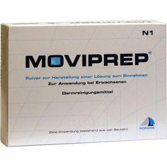 MOVIPREP Plv.z.Herst.einer Lösung zum Einnehmen:   Packungsinhalt: 1 St Pulver zur Herstellung einer Lösung zum Einnehmen PZN: 05559226…